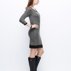 Nwt Ann Taylor side button sweater dress